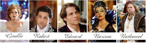 Movie Review Enchanted